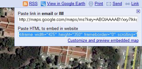 Google-maps-code
