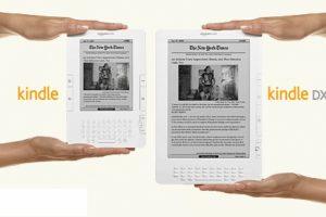 รีวิว Kindle DX เครื่องอ่านอีบุ๊คจอใหญ่