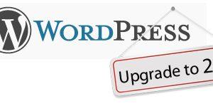 อัปเกรด WordPress 2.7 เป็น 2.8 พร้อมรีวิว Hightlight