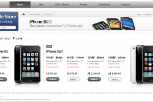เผยออกมาแล้วราคา iPhone 3GS Unlock