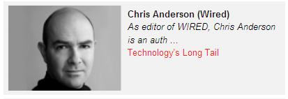 Chris Anderson ผู้ดูแล TED