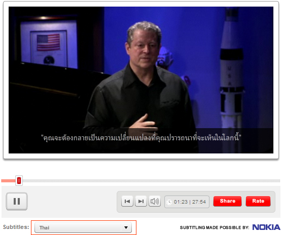 TED-Thai-Translations