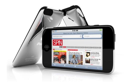 iPod Touch เวอร์ชั่นใหม่ เร็วขึ้น แต่ไม่มีกล้อง