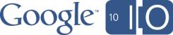 Google I/O 2010