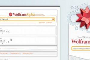 Wolfram|Alpha เปิด Tumbr เอาไว้โชว์ตัวอย่างการใช้งาน