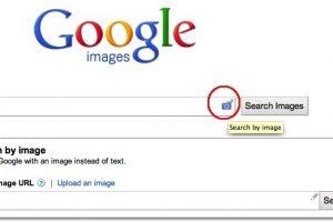 Google search by image ใช้ภาพแทนข้อความในการค้นหา