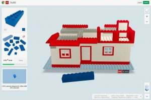 มาเล่นตัวต่อ LEGO บนเว็บกันดีกว่า [3D]