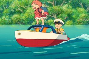 เรือของ Ponyo (เรือป๊อกแป๊ก)