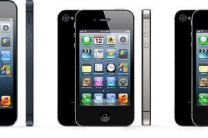 เปรียบเทียบสเปคและราคา iPhone 5, iPhone 4S, iPhone 4