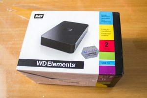 แกะกล่อง External HDD 2.0 TB WESTERN ราคาถูก ความจุสูง