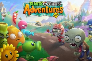 เกม Plants vs. Zombies Adventures ใน Facebook