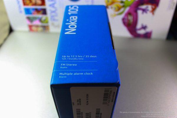กล่อง Nokia 105