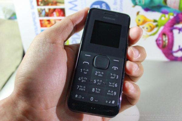 ตัวเครื่อง Nokia 105
