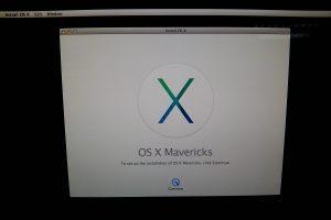 วิธีติดตั้ง OSX Maverick ผ่านทาง USB drive ฉบับย่อและง่าย