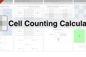 Cell Counting Calculator