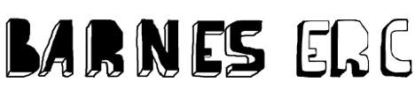 Barnes Erc Font