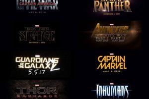 Marvel Studios เปิดตัวหนังในเฟส 3 อีก 8 เรื่อง ลากยาวถึงปี 2019