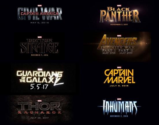 Marvel Studios Phase 3