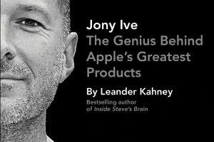 รีวิวหนังสือ จอนนี่ ไอฟฟ์: นักออกแบบอัจฉริยะ เบื้องหลังความสำเร็จของ Apple