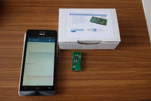 ลองเล่น BLE Wireless Sensor Tag Demo V1.1