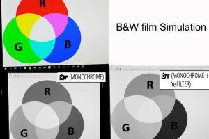 ทดสอบระบบจำลองภาพถ่ายจากฟิล์มของ Fujifilm X70 (ขาวดำ)