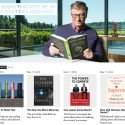 Book reviews by Bill Gates