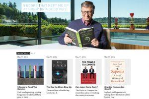 หนังสือแนะนำให้อ่าน โดย CEO ระดับโลก