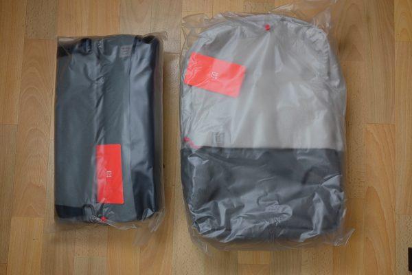 OnePlus Travel Backpack  OnePlus Travel Messenger Bag