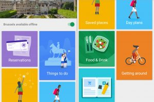 Google Trips แอพช่วยวางแผนก่อนเที่ยว