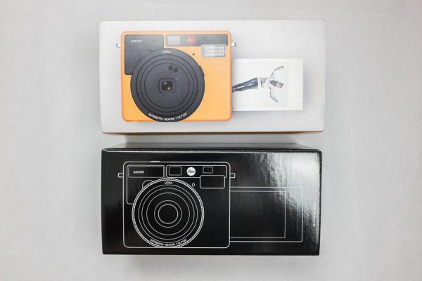 กล่อง Leica Sofort