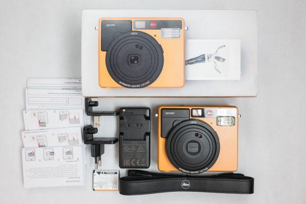 แกะกล่อง Leica Sofort