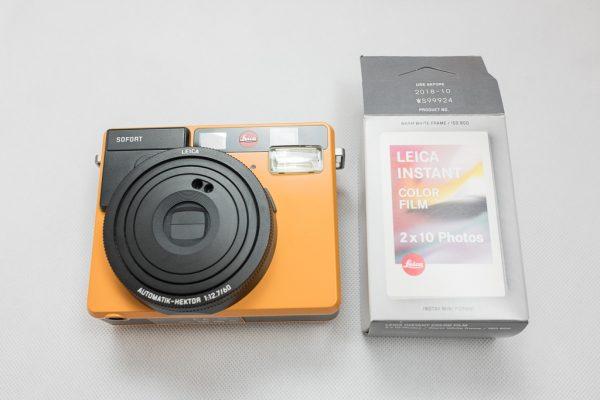 กล้อง Leica Sofort และฟิล์ม