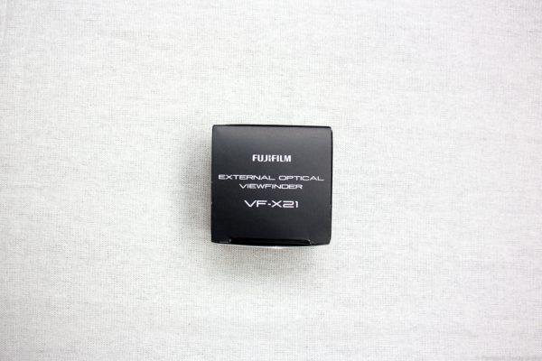 VF-X21 (Fujifilm X70 Optical Viewfinder)