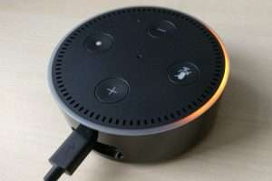 Amazon Echo ภาษาที่ใช้ผูกติดกับบัญชีประเทศด้วย