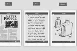 reMarkable แท็บเล็ตจอ E-Ink อ่าน เขียนได้เหมือนกระดาษ