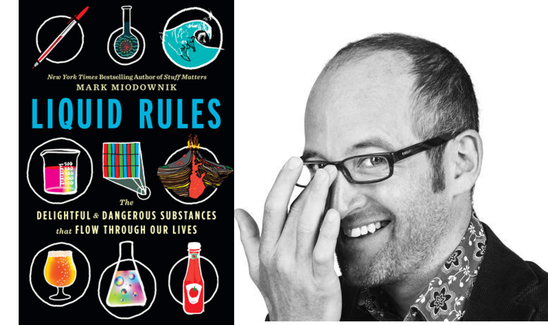 Liquid Rules book reviews