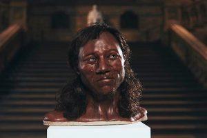 Cheddar Man บรรพบุรุษของชาวยุโรปเป็นคนดำ
