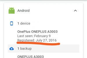 วีธีตรวจสอบอายุของมือถือ Android แอนดรอยด์