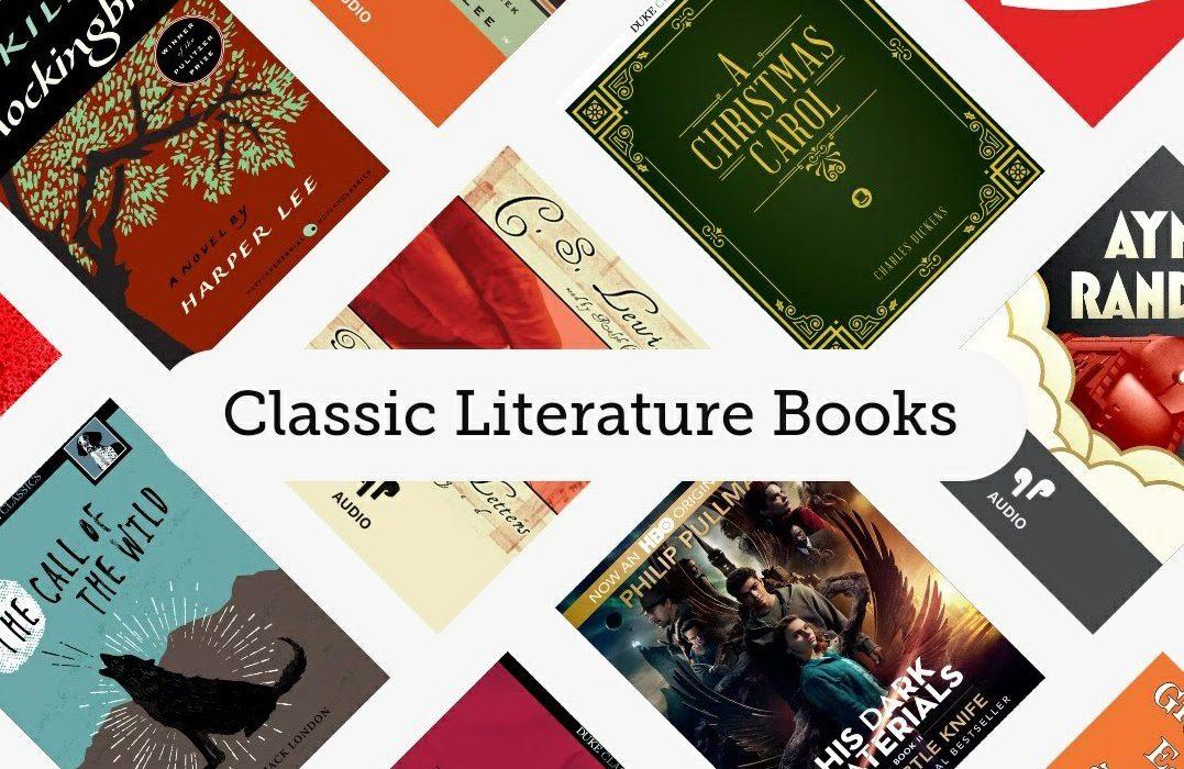 Classic Literature Books