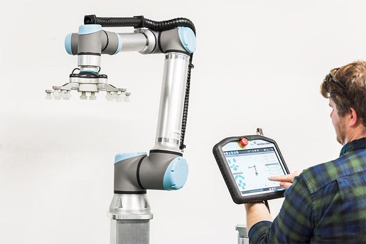 ระบบหุ่นยนต์อัตโนมัติ