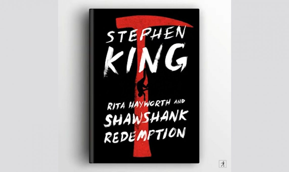 Book cover of Rita Hayworth and Shawshank Redemption